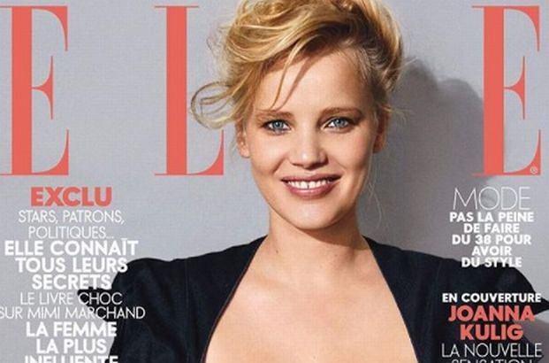 Joanna Kulig we francuskim 'Elle'
