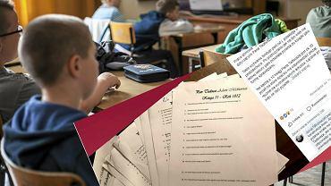 Czytelnicy podzielają zdanie na temat pracy domowej z 'Pana Tadeusza', na którą składało się 360 pytań