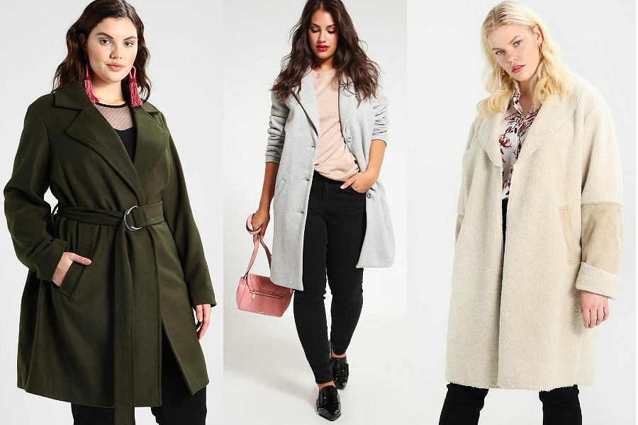 kurtki i płaszcze plus size