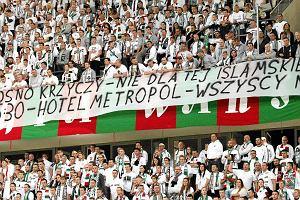 Kary dla Legii za antyislamskie transparenty na meczu z Zag��biem