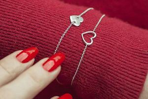 Biżuteria - najlepszy prezent na Walentynki