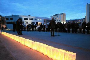 KOD w Gdyni uczcił ofiary katastrofy smoleńskiej