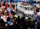 Donald Trump jest seksistą, ale kobiety w USA mają większe problemy. Dlatego go wybrały