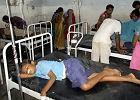 Zamieszki w Indiach. Darmowy szkolny obiad zabi� 22 dzieci