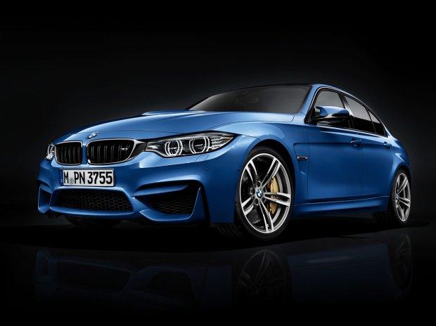 BMW M3 FL | Dwa nowe kolory