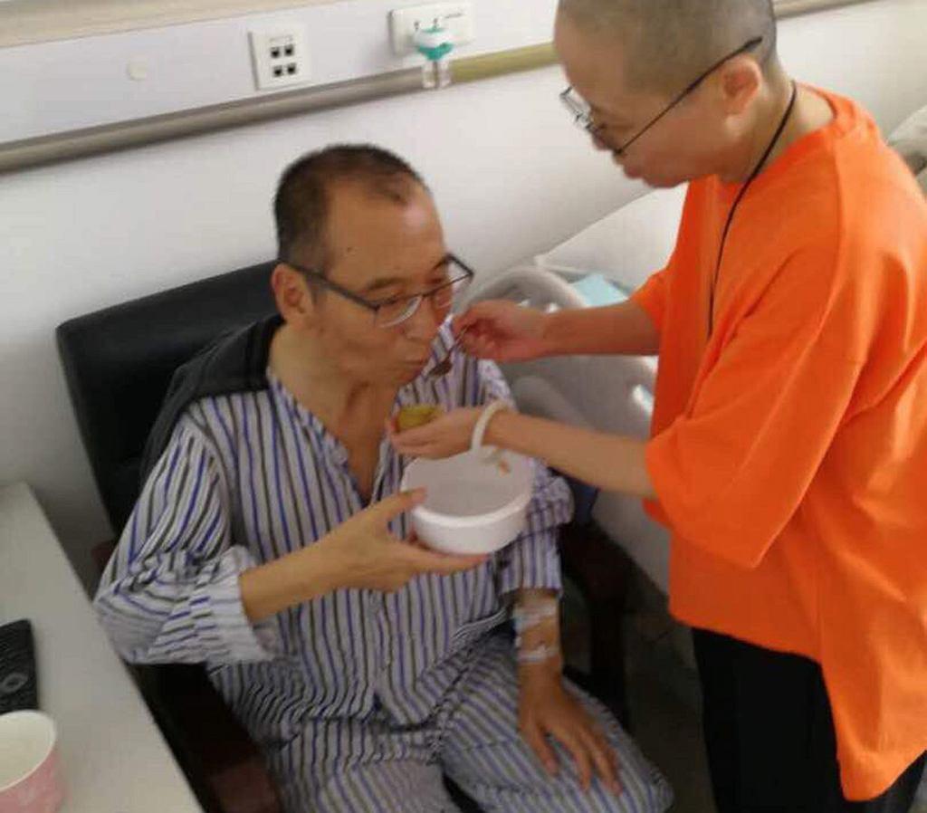 China Jailed Nobel Laureate