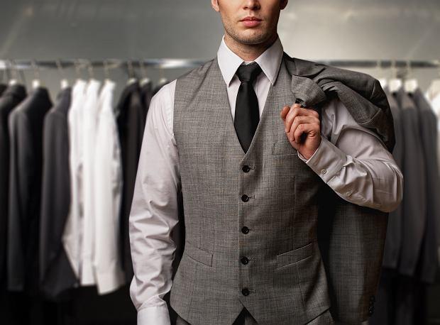 Kamizelka - stylowy element męskiej garderoby