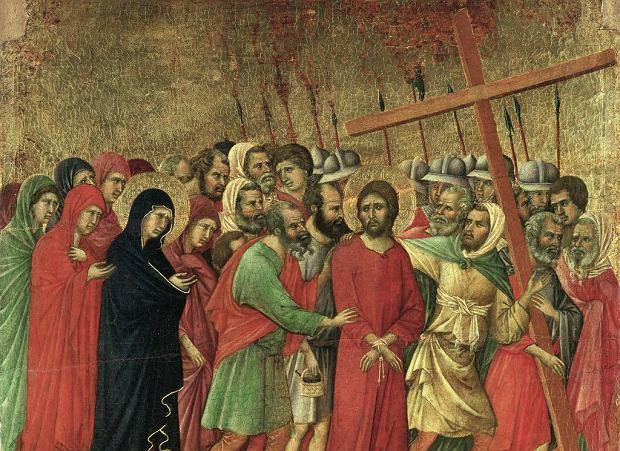 Dla kogo Jezus z Nazaretu nie mógł umrzeć na krzyżu?