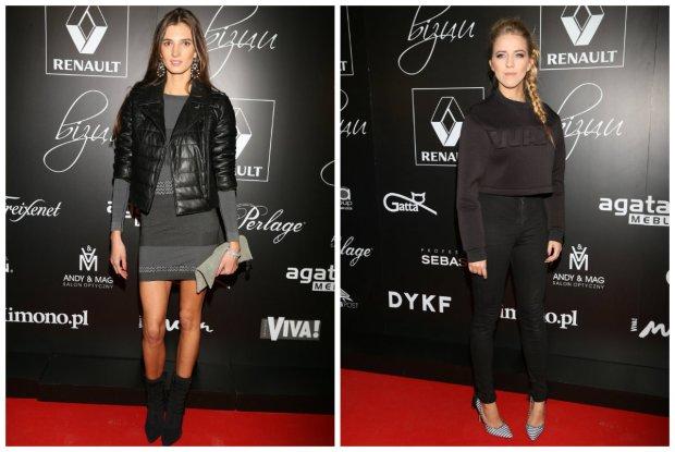 Jessica Mercedes Kirschner i Kamila Szczawi�ska ju� promuj� kolekcj� Alexandra Wanga dla H&M na czerwonym dywanie. Z jakim skutkiem?