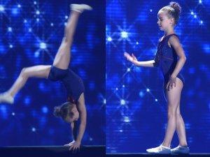 Daria Kowalska w programie 'SuperDzieciak'