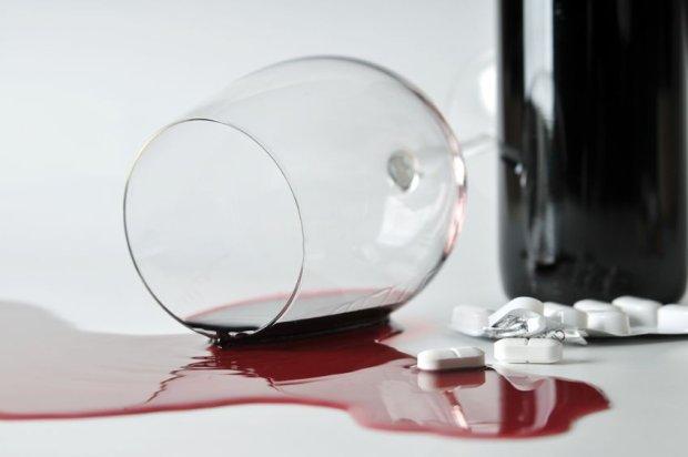 Nie mieszaj... lek�w przeciwwymiotnych z drinkami