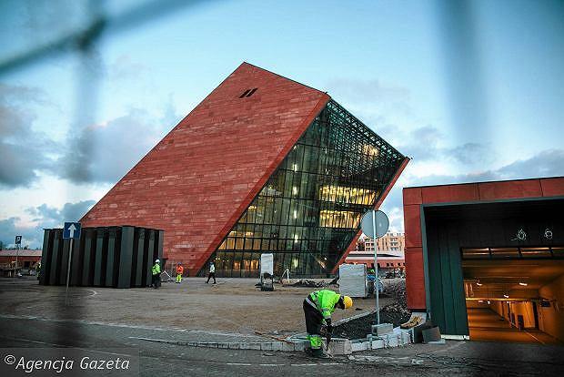 Muzeum II Wojny Światowej w Gdańsku / fot. Renata Dąbrowska