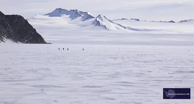 Antarctic Ice Marathon 2016