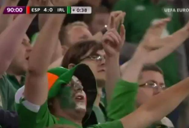 Irlandzki �piew