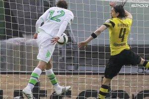 Fina� Pucharu Niemiec. Borussia pokonana przez Wolfsburg. Nieudane po�egnanie Kloppa. Wolfsburg wychodzi z kryzysu po �mierci Malandy
