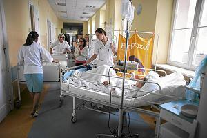 Protest, który oficjalnie nie jest protestem. Siostry z łódzkiego szpitala nagle się pochorowały