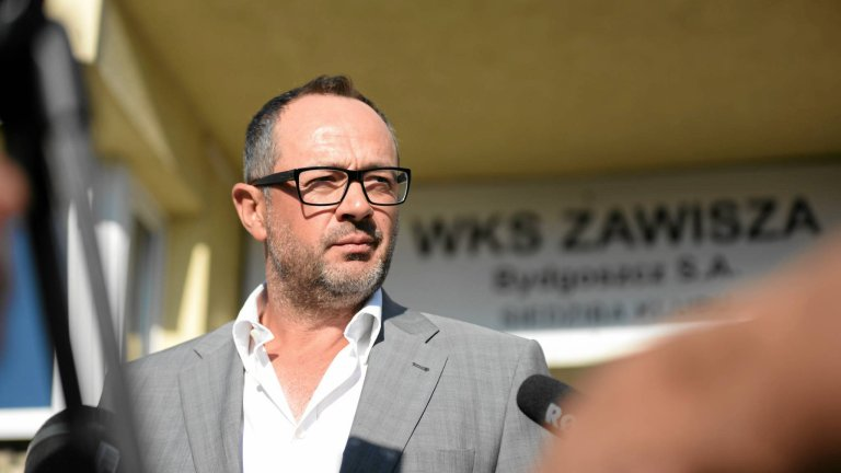 Artur Czarnecki, nowy właściciel WKS Zawisza Bydgoszcz