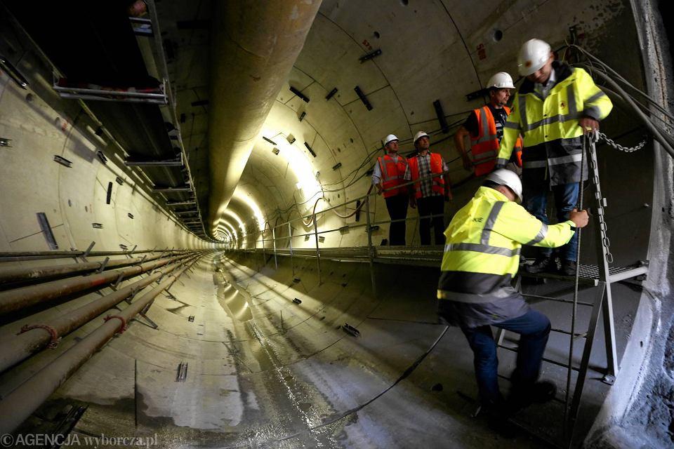 Budowa drugiej linii metra. Na Pradze do maja 2019 r. A potem na Wolę, którą czeka paraliż