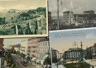 Te piękne pocztówki pochodzą sprzed stu lat. Zobacz, jak wyglądała Warszawa, Lwów i modne kurorty