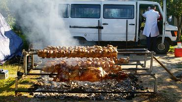 Mięsiwa pieczone na ruszcie