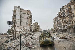Rosyjskie samoloty omyłkowo zabiły trzech tureckich żołnierzy w Syrii