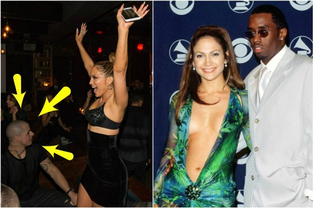 Prosz� pa�stwa, dzisiaj sobie troch� powspominamy. Okazja znakomita, bo Jennifer Lopez na swoim after party po gali American Music Awards zosta�a sfotografowana u boku Diddy'ego, z kt�rym spotyka�a si� w latach 1999-2001. Fani tego zwi�zku ju� zacieraj� r�ce. Ale nie tak szybko.
