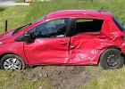 Kursant spowodował wypadek, wjechał w lexusa. Nie żyje kobieta