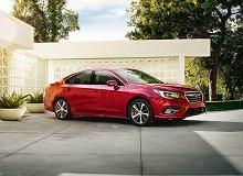 Subaru Legacy | Znajdź różnice