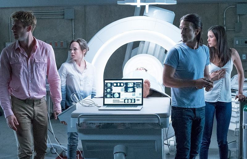 Kadr z filmu 'Linia życia' / Materiały promocyjne