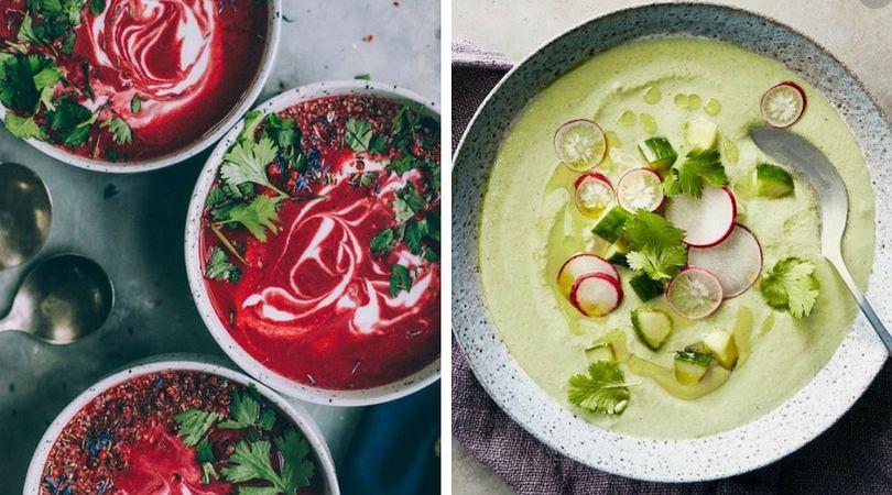 Chłodnik to lekka, pyszna i łatwa w przygotowaniu zupa