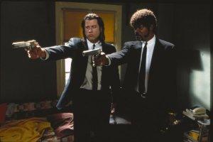 """Złota Palma dla """"Pulp Fiction? wywołała skandal. Buczenie publiki, zniesmaczenie krytyków..."""