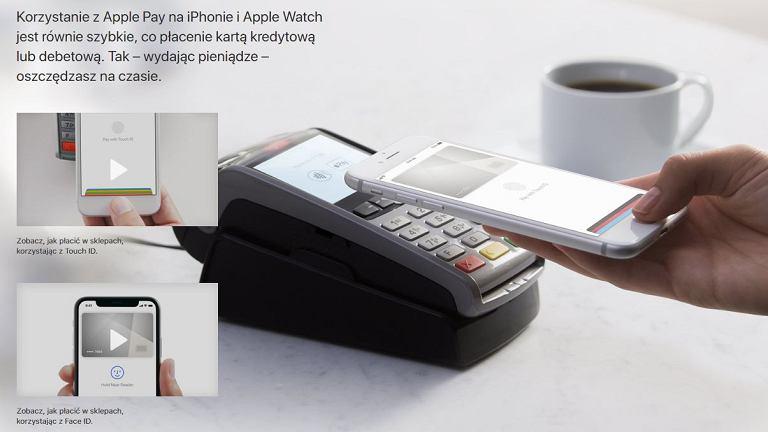 Apple Pay już w Polsce