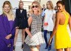 Anja Rubik, Ola Rudnicka, Joanna Przetakiewicz oraz aktorki, modelki i blogerki na Paris Fashion Week [DUŻO ZDJĘĆ + WIDEO]