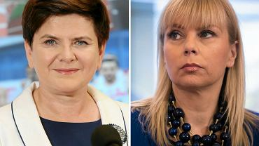 Beata Szydło, Elżbieta Bieńkowska