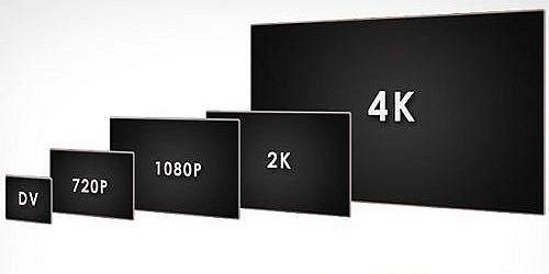 4K Fot. Sony