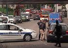 Francja. Terrory�ci uzbrojeni w no�e wzi�li zak�adnik�w w ko�ciele. Zabili ksi�dza