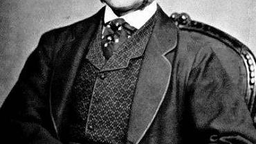 Sir Francis Galton, którego uważa się za ojca eugeniki