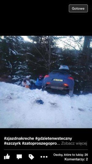 Parkowanie na Julianach