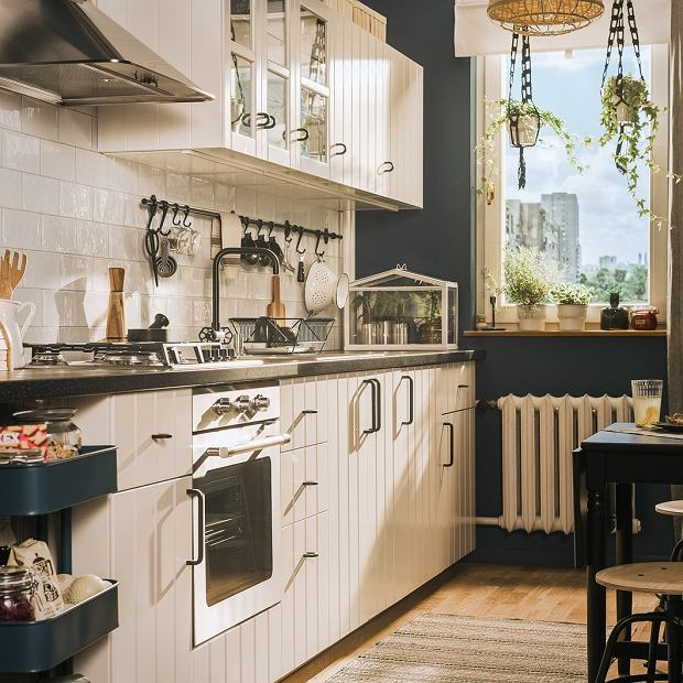 Kuchnia Ikea Oszczedna Z Natury Material Partnera