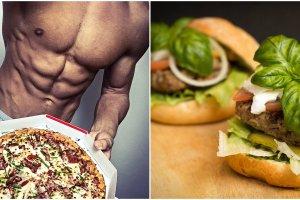 Pizza i hamburger w trakcie diety? TAK!