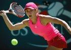 WTA w Wuhan. Halep odpad�a w drugiej rundzie
