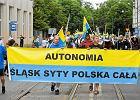 Marsz Ruchu Autonomii �l�ska w Katowicach w 2011 r.