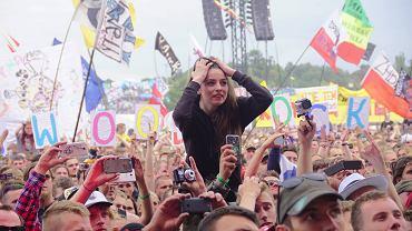 """Urz�dnicy: Na Woodstocku bawi�o si� 200 tys. ludzi. """"P� miliona to chwyt marketingowy Owsiaka"""""""