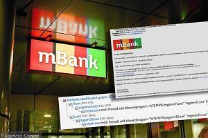 Nowy atak na klientów mBanku z RODO w tle. Potwierdzenie przelewu infekuje komputer