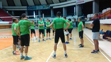 Trening Indykpolu AZS Olsztyn