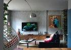 Wn�trza: edwardia�ski dom w nowojorskim stylu