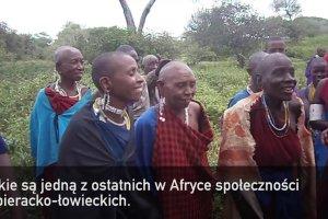 Afryka traci ostatnich �owc�w. W Tanzanii ginie lud Akie