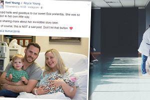 Mama postanowiła urodzić dziecko z wadą śmiertelną. Wierzyła, że mimo choroby będzie mogło pomóc innym