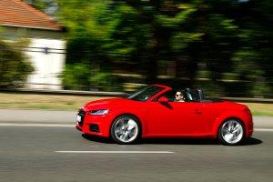 Audi TT Roadster 2.0 TFSI | Test | Zabawka na lato