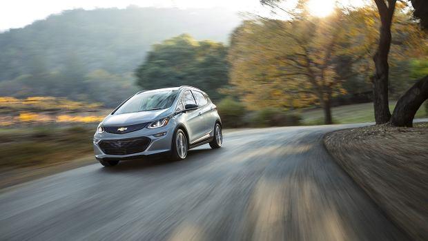 Chevrolet Bolt | Większy zasięg od Tesli, ale wyższa cena